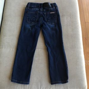 Girl's Hudson jeans, size 5